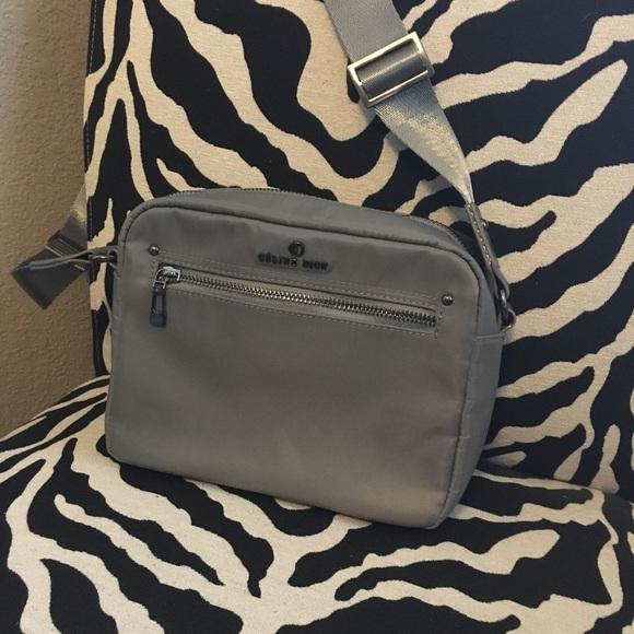 a69869e54d celine Dion Handbags - Celine Dion Presto Nylon crossbody bag